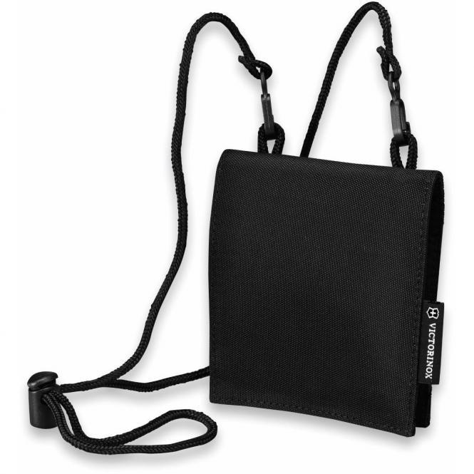 Victorinox Lifestyle Accessories 4.0 Convertible Travel Wallet - black