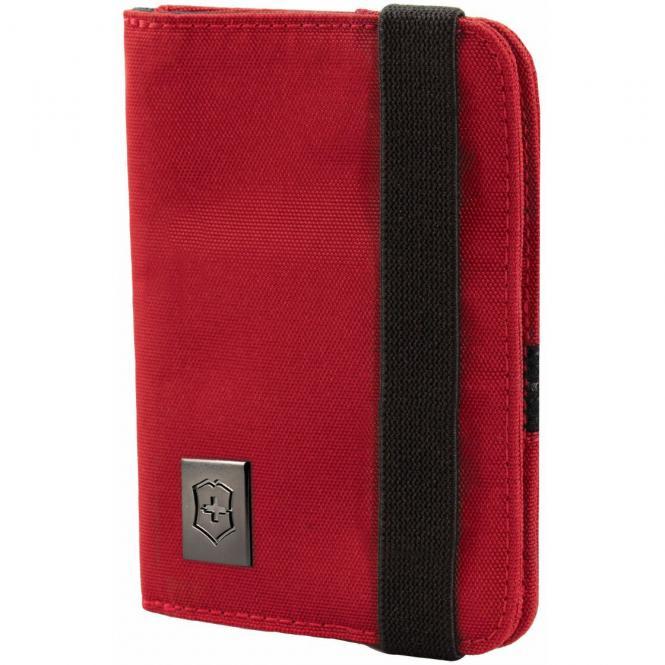 Victorinox Lifestyle Accessories 4.0 Passport Holder 14 cm - red