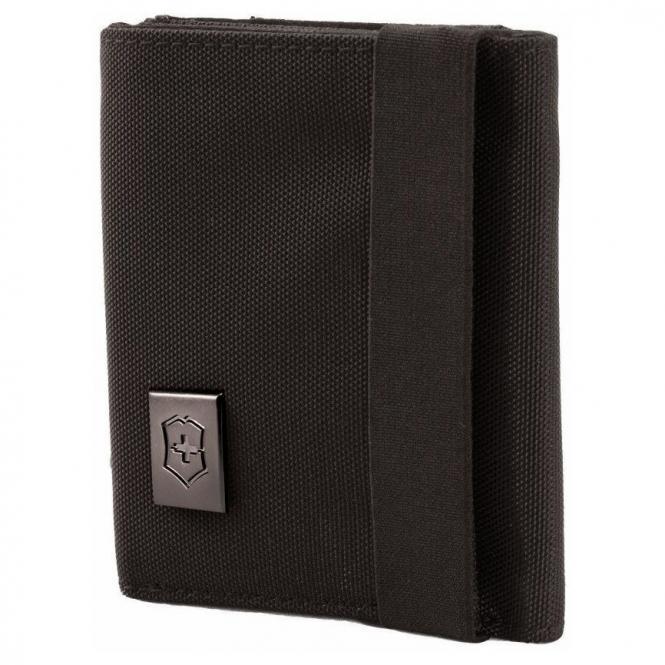 Victorinox Lifestyle Accessories 4.0 Tri-Fold Wallet 10 cm - black