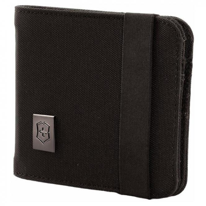 Victorinox Lifestyle Accessories 4.0 Bi-Fold Wallet - black