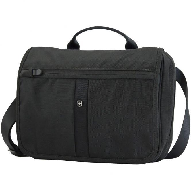 Victorinox Lifestyle Accessories 4.0 Adventure Traveler mit RFID-Schutz Schultertasche 27 cm - black