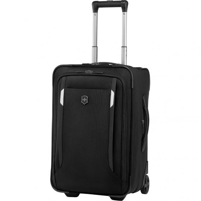 Victorinox Werks Traveler 5.0 WT20 2-Rollen-Kabinentrolley 51 cm erweiterbar - black