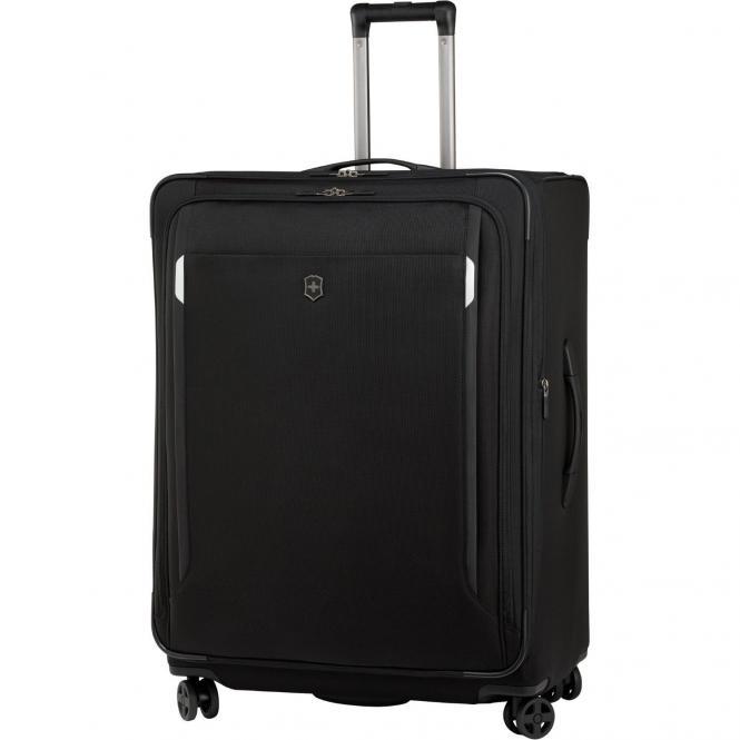 Victorinox Werks Traveler 5.0 WT30 Dual-Caster 4-Rollen-Trolley 76 cm erweiterbar - black