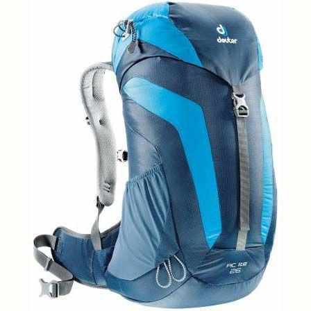 Deuter Sport/Wandern AC Lite 26 Wanderrucksack 58 cm - midnight-turquoise