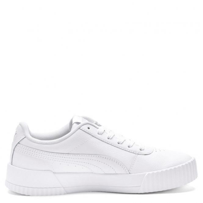 Rabatt PUMA Carina L Sneakers Low weiß