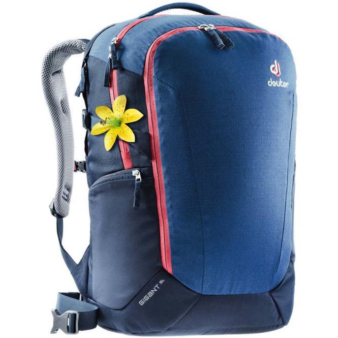 """Deuter Daypack Gigant SL Women-Laptoprucksack 50 cm 17"""" - steel-navy"""