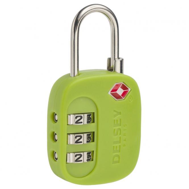 Delsey Travel Accessories TSA Vorhängeschloss m...