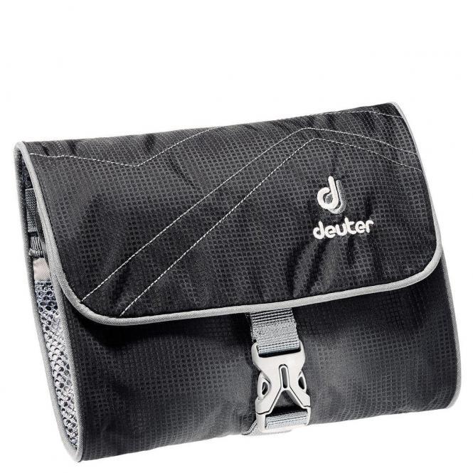 Deuter Accessoires Wash Bag I Waschbeutel zum aufhängen - black-titan