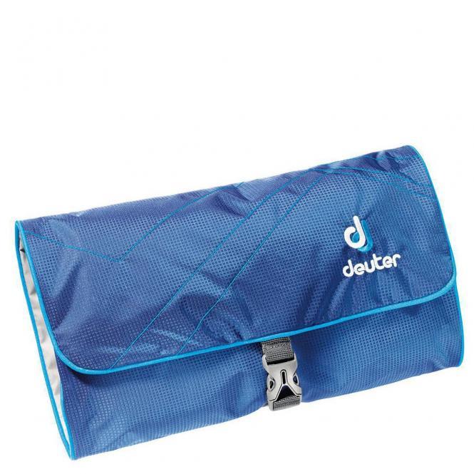 Deuter Accessoires Wash Bag II Waschbeutel zum aufhängen - midnight-turquoise