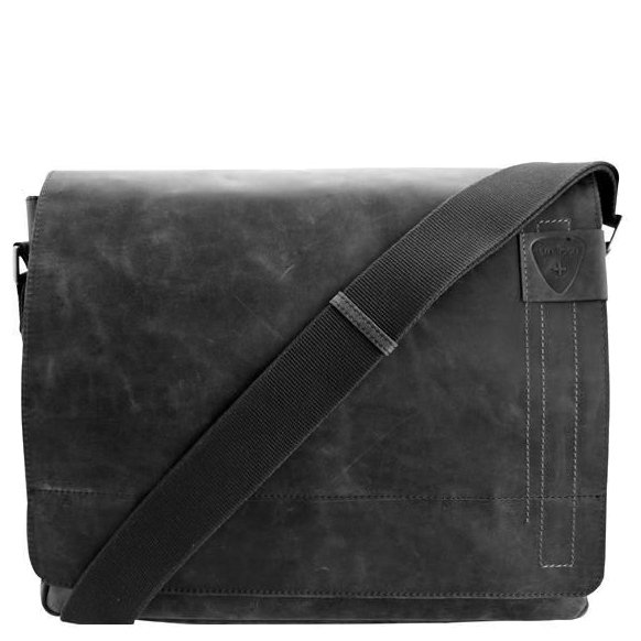 Strellson Richmond Messenger Umhängetasche LH - black