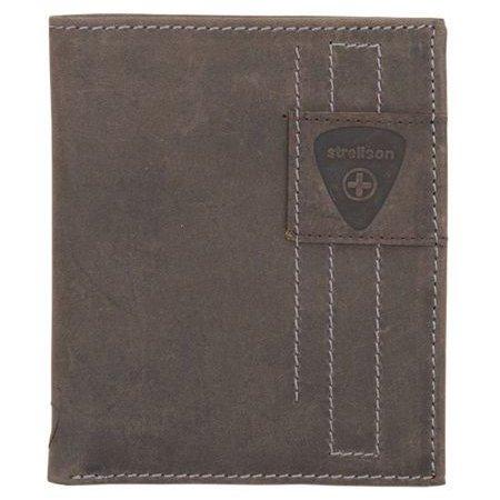 Strellson Richmond Geldbörse BillFold V12 - dark brown