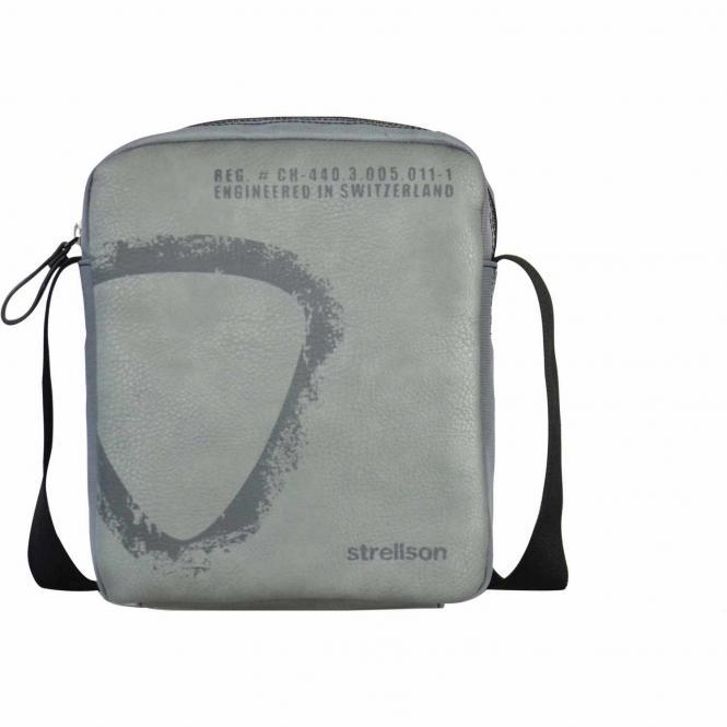 Strellson Paddington Shoulder Bag SV Schultertasche - grey*