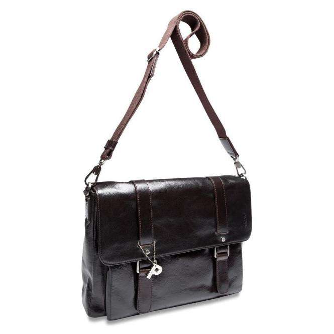 Picard Buddy Schultertasche 37 cm - cafe