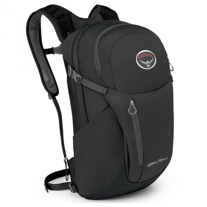 Osprey Daylite-Plus Laptoprucksack O/S - black