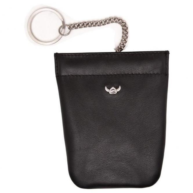 Golden Head Polo Schlüsseletui 10 cm - schwarz