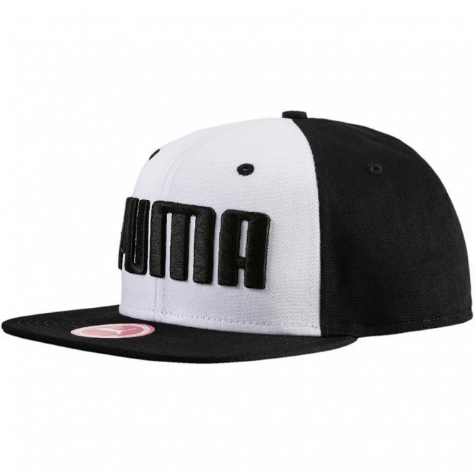 Puma Accessoires Flatbrim Cap - puma black/puma black