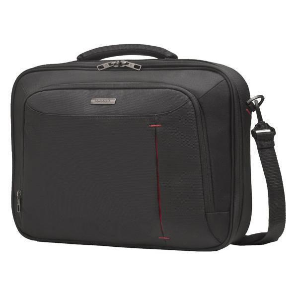 """Samsonite Guardit Laptop-Aktentasche 43 cm 16"""" - schwarz"""