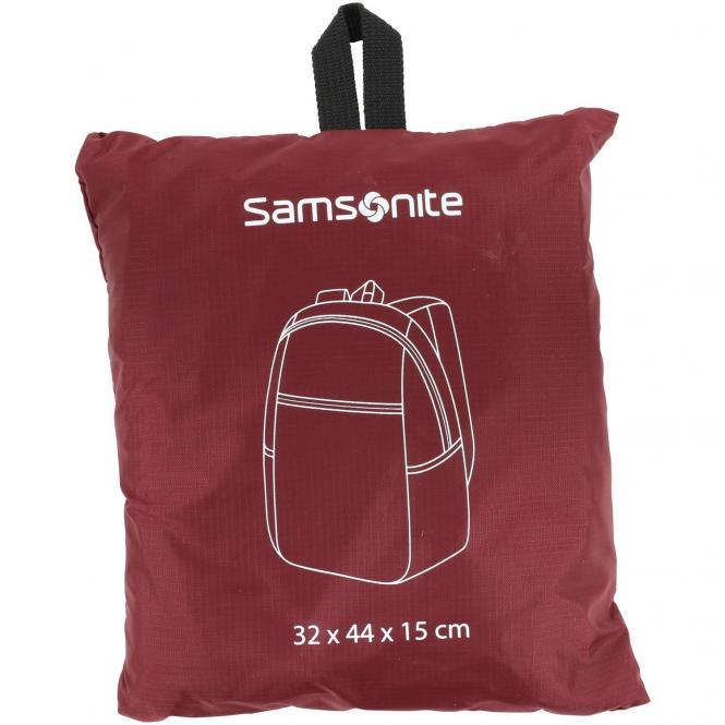 Samsonite Packing Accessoires faltbarer Rucksack 44 cm - red