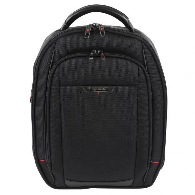 Samsonite PRO-DLX 4 Laptop Backpack  Laptoprucksack M 14.1 - schwarz