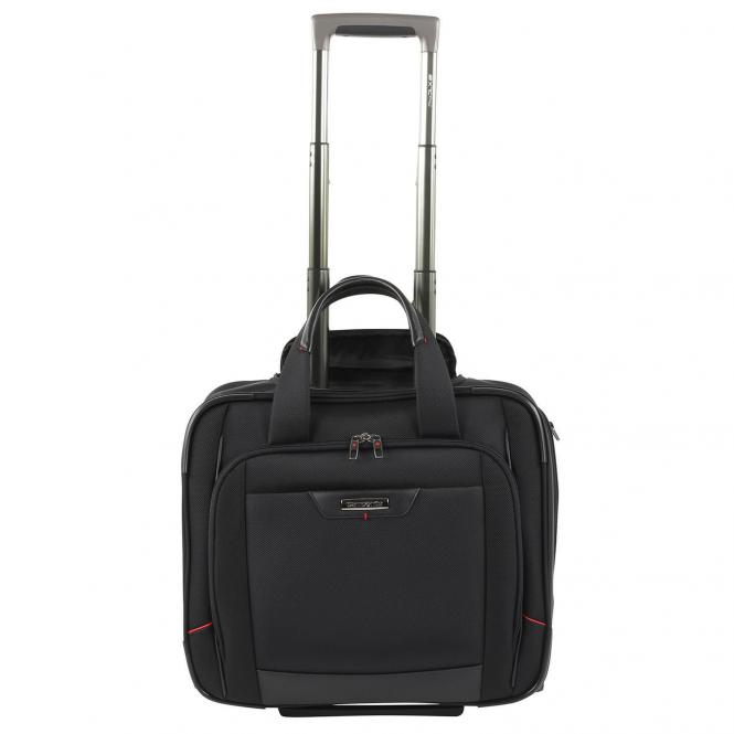 Samsonite PRO-DLX 4 2-Rollen Businesstrolley Toploader/Wh.16.4 - schwarz