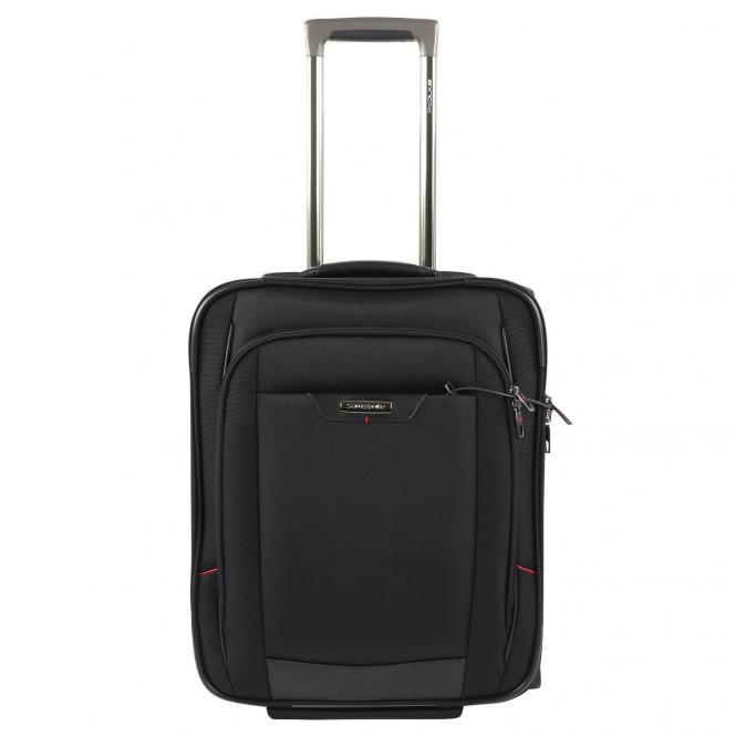 Samsonite PRO-DLX 4 2-Rollen Laptoptrolley Mobile Office 50 16,4 - schwarz
