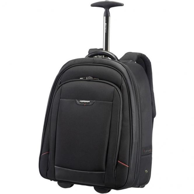 Samsonite PRO-DLX 4 Laptop Backpack/Wh. - Rucksacktrolley 17.3 - schwarz