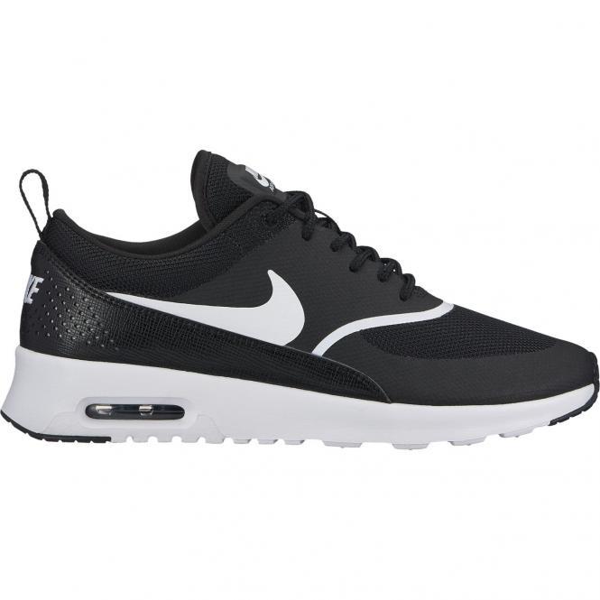 94d6faf24e10 Nike Women Air Max Thea Running Schuh 599409 - 37,5 black white