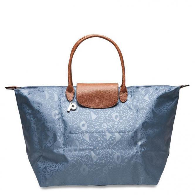 Picard Easy Basic Shopper 55 cm - blue