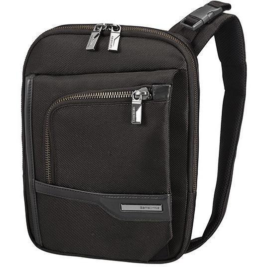 """Samsonite GT-Supreme 2In1 Tablet Umhängetasche 9.7"""" - black/black"""
