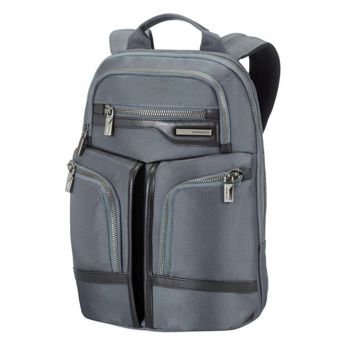 "Samsonite GT-Supreme Laptoprucksack 14.1"" - grey/black"