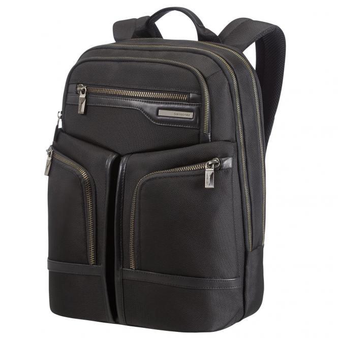 """Samsonite GT-Supreme Laptoprucksack 15.6"""" - black/black"""