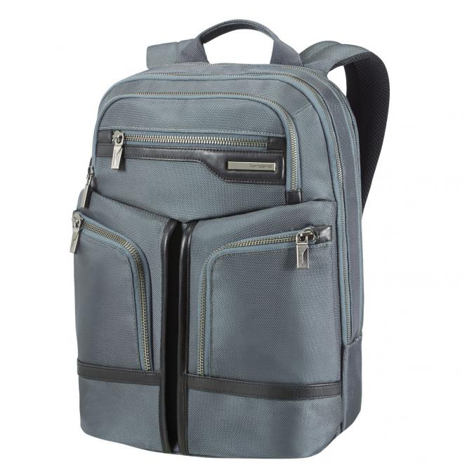 "Samsonite GT-Supreme Laptoprucksack 15.6"" - grey/black"