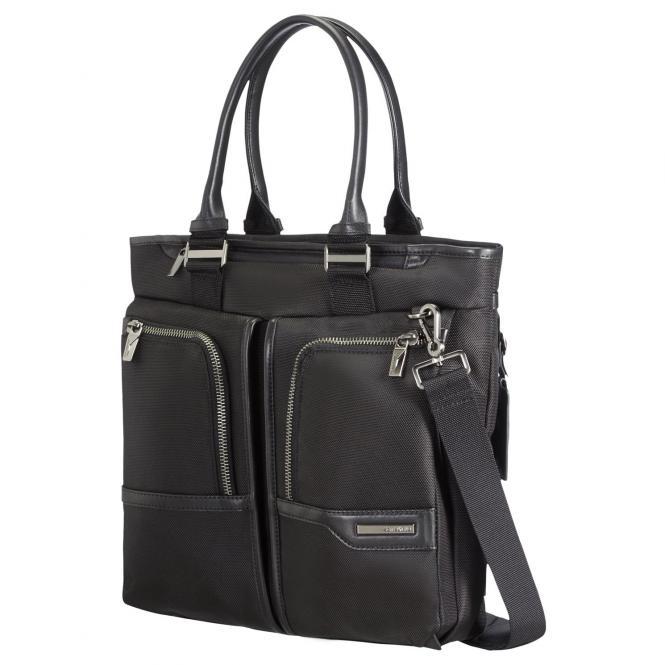 """Samsonite GT-Supreme Frauen Vert. Businesstasche 14.1"""" - black/black"""