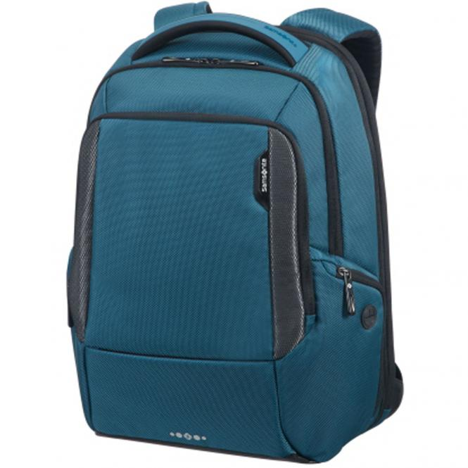 "Samsonite Cityscape Tech Laptoprucksack 15.6"" erweiterbar - petrol blue"