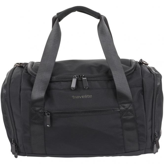 Travelite Flow Reisetasche S 40 cm - schwarz