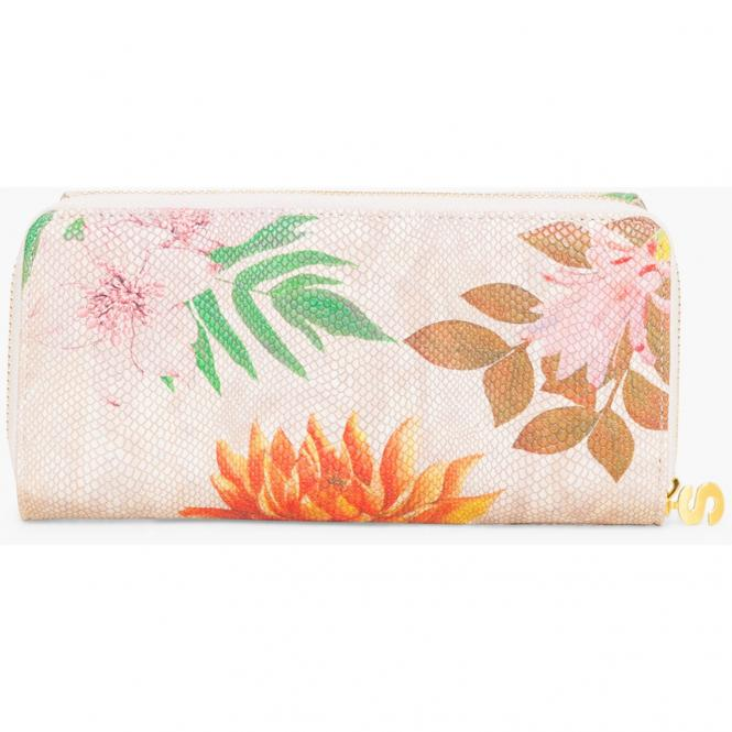 Desigual Accessories Mone Maria Mogli Long Wallet Geldbörse - Desigual Accessories Mone Maria Mogli Long Wallet Geldbörs