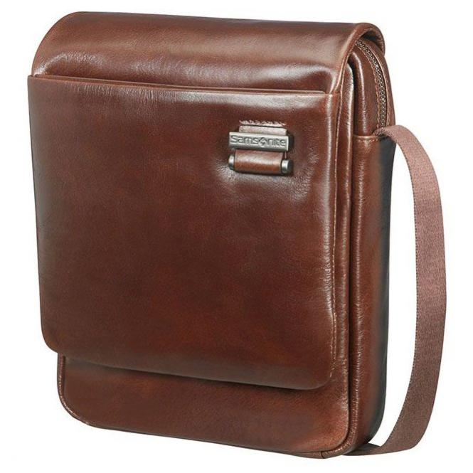"Samsonite West Harbor Crossover 9.7""+Flap - brown"