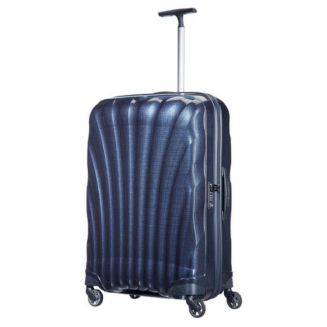 Samsonite Cosmolite 3.0 4-Rollen-Trolley 75 cm - midnight blue