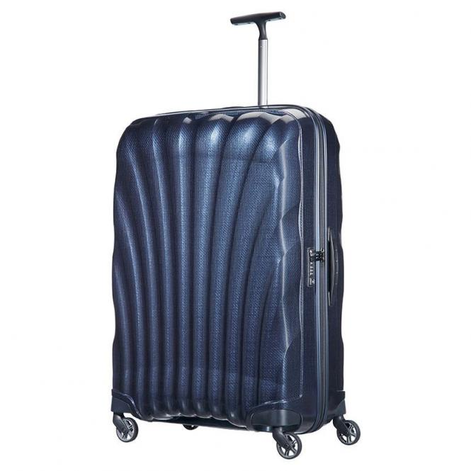 Samsonite Cosmolite 3.0 4-Rollen-Trolley 81 cm - midnight blue