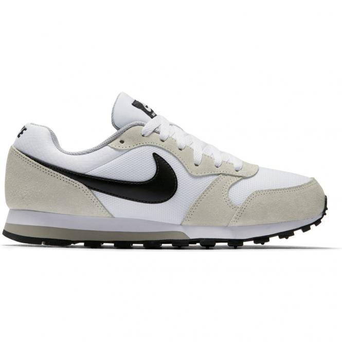 Nike Women MD Runner 2 Schuh 749869 - 39  white/black wolf grey