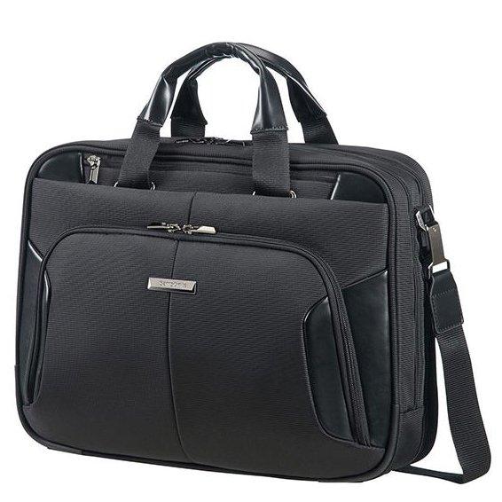 """Samsonite XBR Businesstasche 2C 15.6"""" - black"""