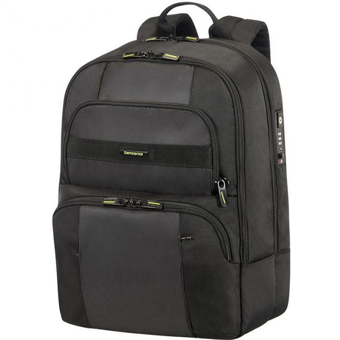 "Samsonite Infinipak Security Backpack 15.6"" - black/black"