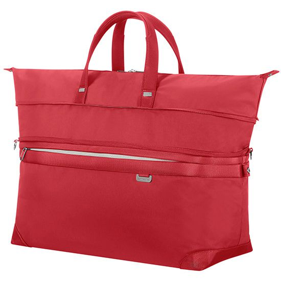 Samsonite Uplite Reisetasche 55 cm erweiterbar - red