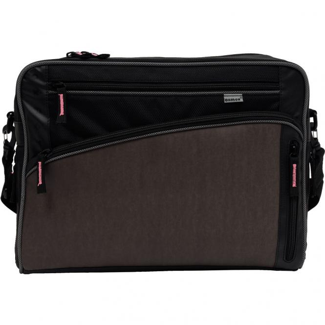 Oxmox Touch-It Street Bag  / Umhängetasche L - pink