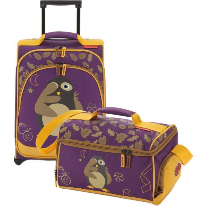 Travelite Youngster Kinder Reise Set (Kindertrolley + Reisetasche) - Travelite Youngster Reise Set (Kindertrolley + Reis