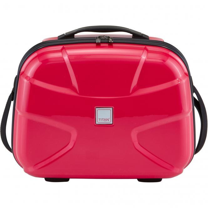 Titan X2 Beautycase 38 cm Modell 2017 - fresh pink
