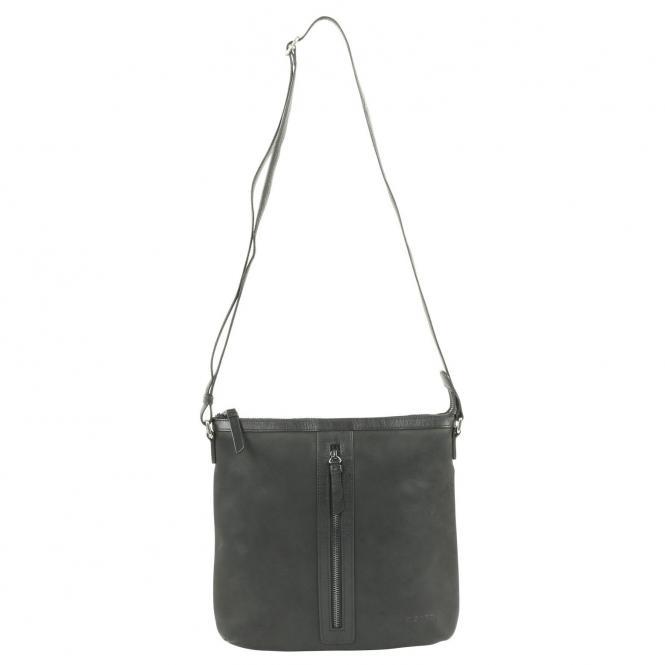Picard Snow 6 Damenhandtasche 25 cm - schwarz