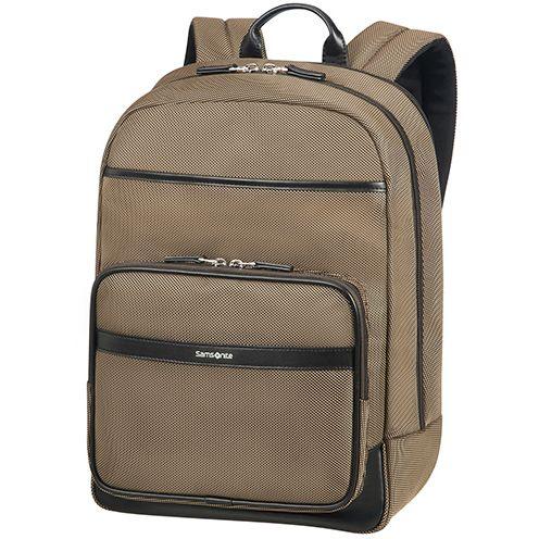 "Samsonite Fairbrook Laptop Backpack 39.6 cm  15.6"" - bronze black"