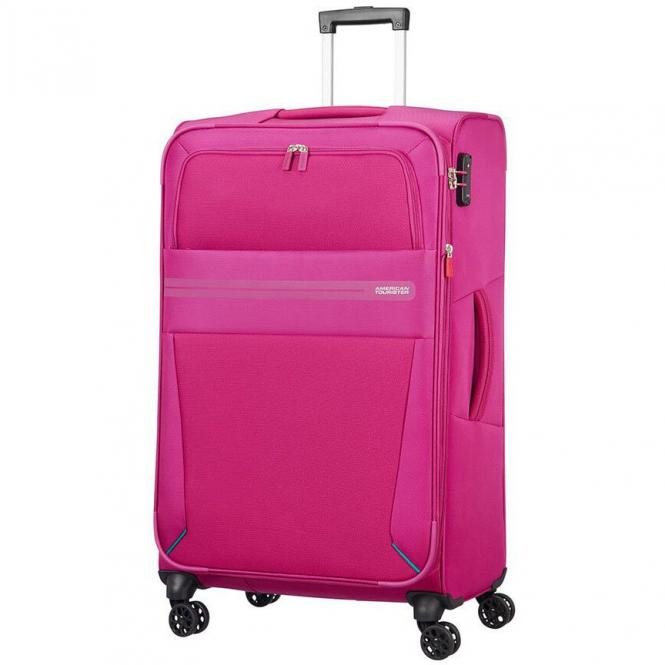 American Tourister Summer Voyager 4-Rollen-Trol...