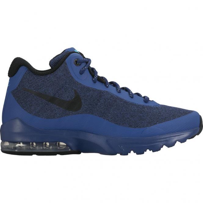 Nike Men Air Max Invigor Mid Schuh 858654 - 44  coastal blue/black-omega blue